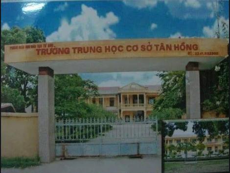 Trường Tân Hồng – Từ Sơn – Bắc Ninh