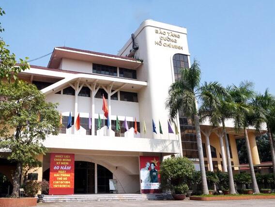 Nâng cấp và cải tạo Bảo tàng đường Hồ Chí Minh