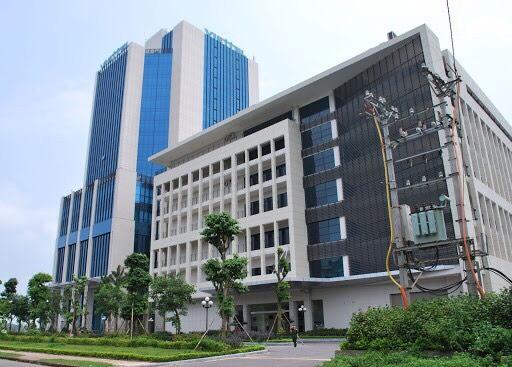 Toà nhà Ban quản lý dự án Công Nghệ Cao – Láng Hoà Lạc