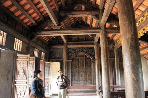 Diệt mối nhà cổ bảo tồn di tích văn hóa Việt tại Hà Nội