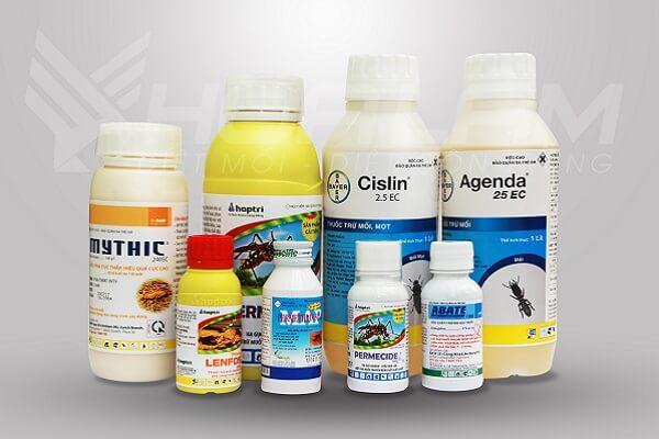 Đánh giá ba tiêu chuẩn lựa chọn thuốc diệt mối an toàn